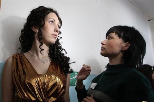 女子监狱视频_俄罗斯女子监狱举行选美比赛