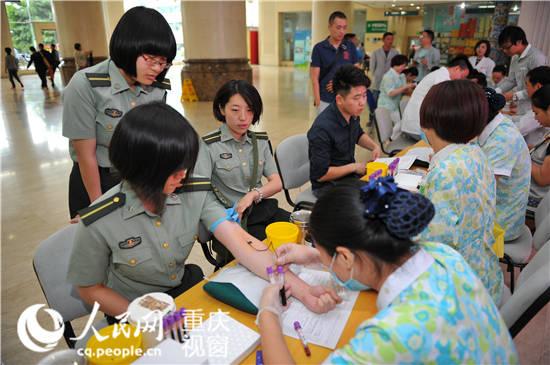 护士大片种子_特别的护士节:重庆百余护士捐\