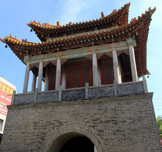 禹州的风景名胜