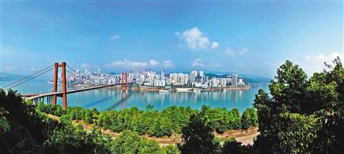 忠县逐梦生态品位之城
