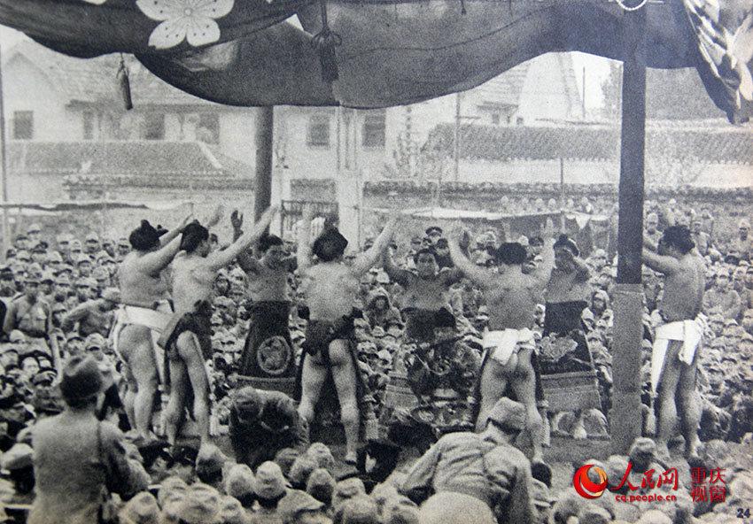 高清:重庆披露珍贵照片 见证日军入侵南京历史