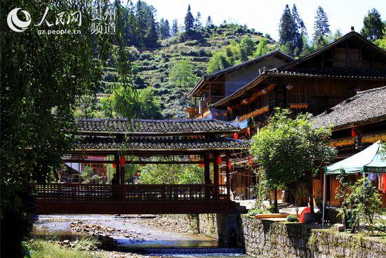 印江环境三风景区