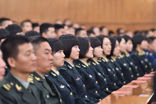 组图:庆祝中国共产党成立95周年大会现场