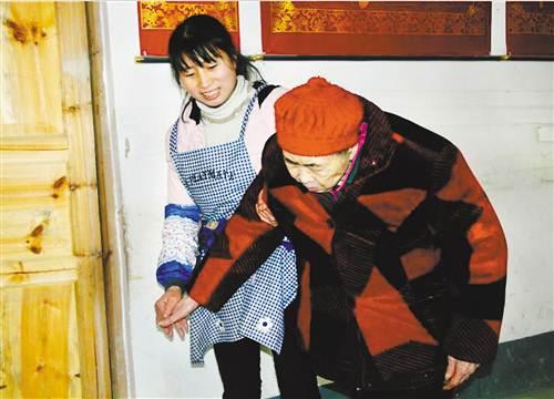 云阳妹刘德碧:嫁到城口一肩担起两个家