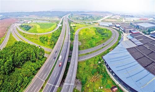 李家沱复线桥规划图