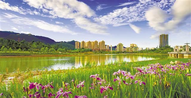 垫江:打造更为人性化的宜居新城