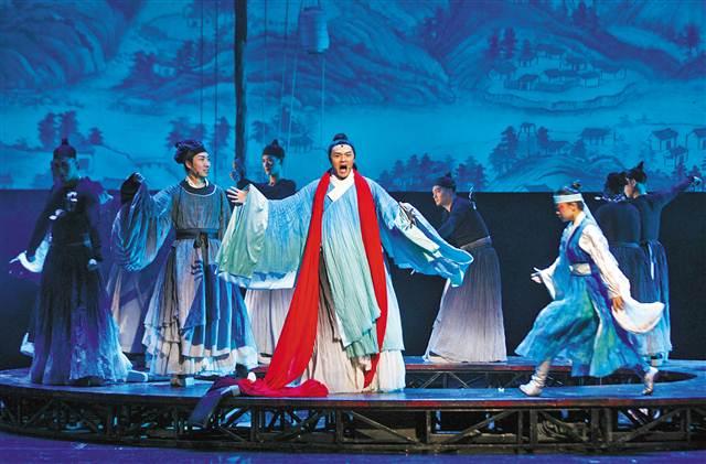 纪念中国话剧诞辰110周年 6部大型原创剧目来渝展演