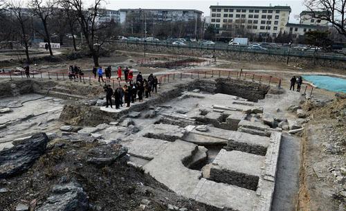 北京完成67项考古发掘