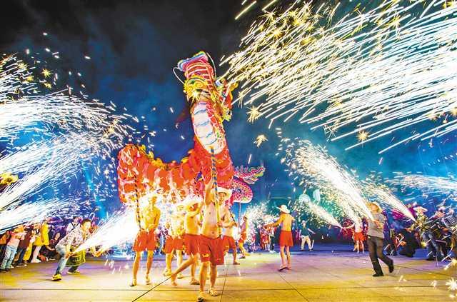 2018大足石刻國際旅游文化節開幕