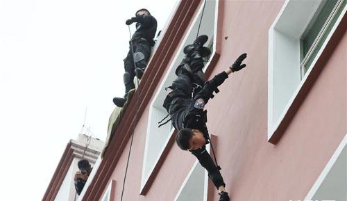 春季练兵保安全