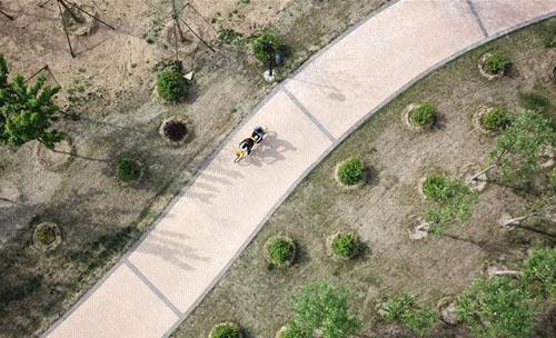 打造京南绿色生态屏障
