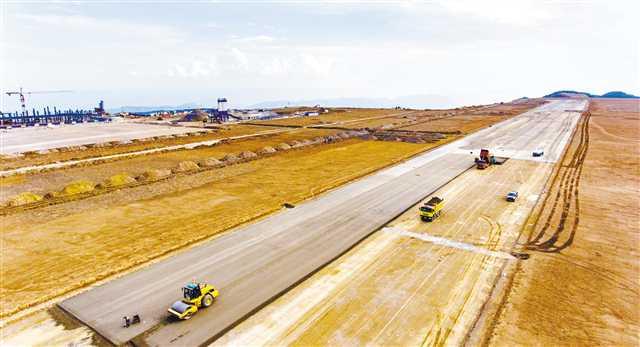 巫山机场年内完工 明年通航