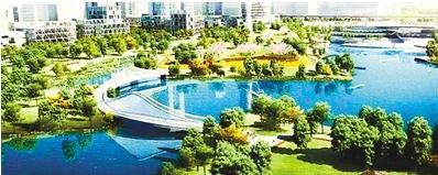 沙坪坝:物流园中央公园预计明年