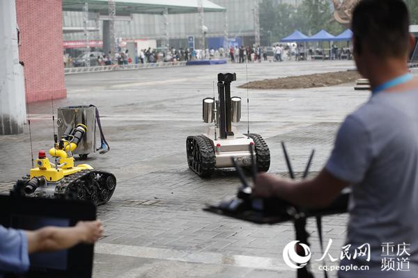 """重庆:军民融合结硕果 """"融""""出发展新动能"""