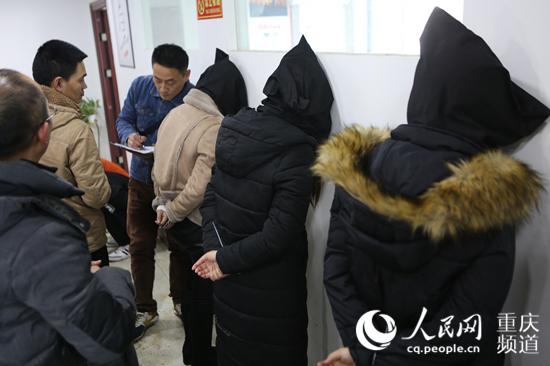 重庆打掉开设网上赌场犯罪团伙 涉案人员逾百名