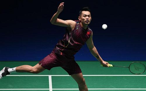 羽毛球日本公开赛:林丹晋级男单八强
