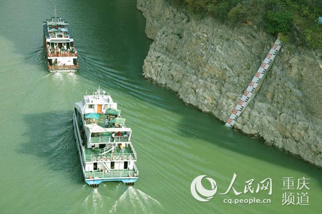 三峡水库175米第11次试验性蓄水进展顺利