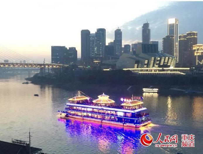 重庆两江游升级 游览线路延长近5公里