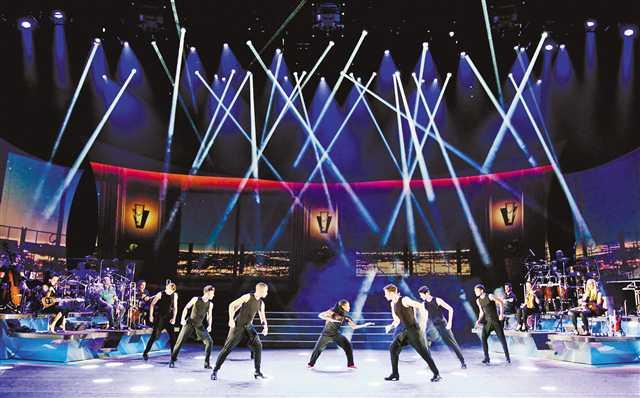 爱尔兰踢踏舞剧