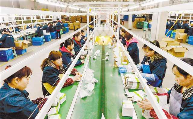 万州大力发展绿色照明产业
