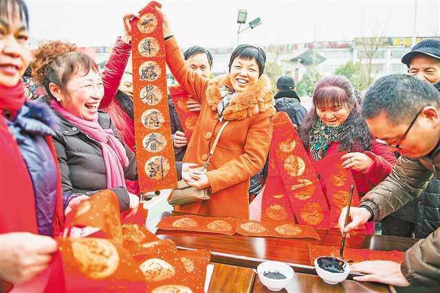 今年重庆将送600余场市级文化活动到基层