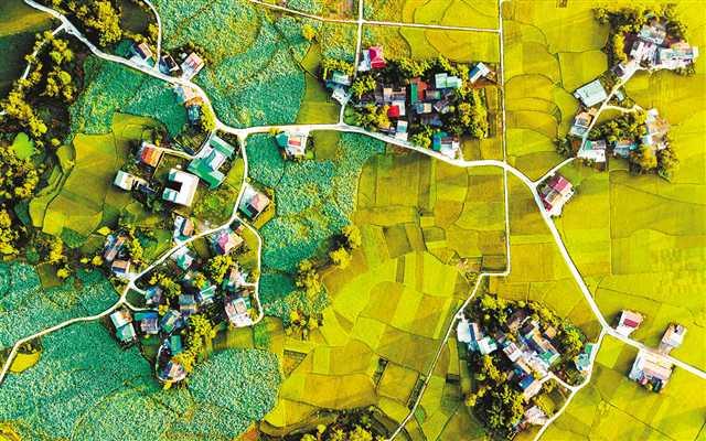 梁平建成高标准农田57万亩