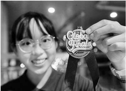 好样的!7个重庆孩子从美国带回冠军奖牌