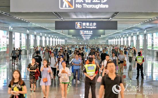 重庆直达香港高铁预计7月开行全程7个半小时
