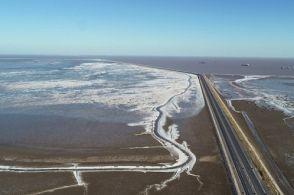 第二批环渤海入海排污口现场排查启动