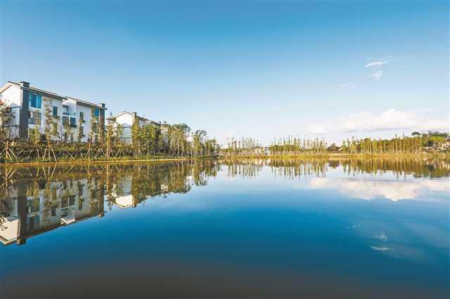 长寿湖畔慢城崛起