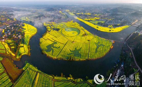 第十三届潼南菜花节将于2月21日开幕
