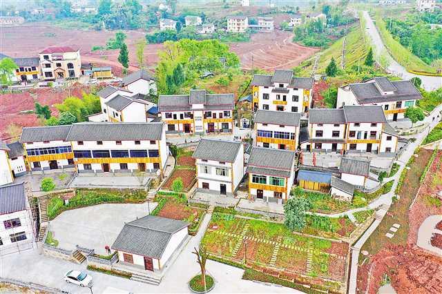 整治人居环境 建设美好家园