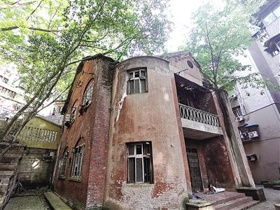 入选重庆市第五批历史建筑这座楼不简单