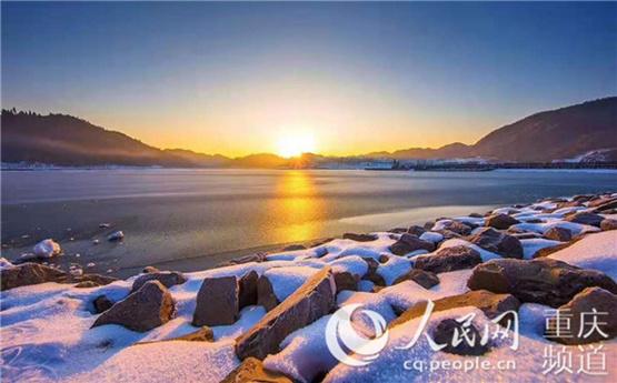 丰都南天湖成功创建国家级旅游度
